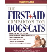 The First Aid Companion for Dogs and Cats (Prevention Pets)