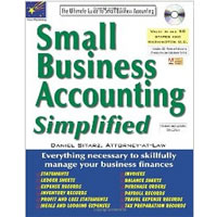Small Business Accounting Simplified, 5th Edition (Small Business Made Simple)